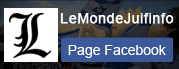 Page Fb LeMonde Juif