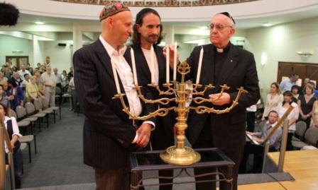 Bergoglio-Judio