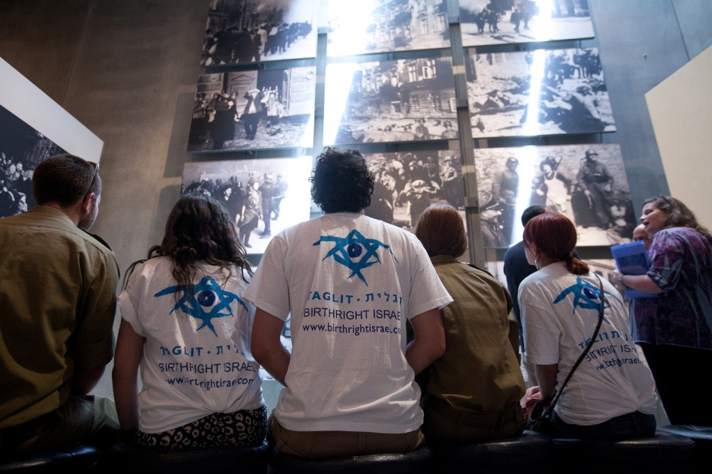 Birthright-Yad-Vashem