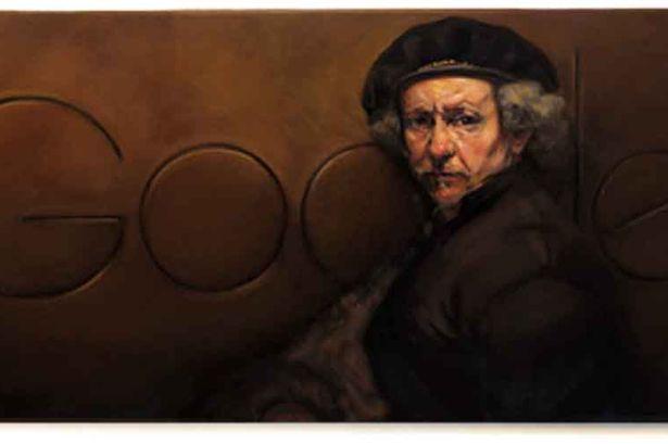 Google-Doodle--Rembrandt-van-Rijn-2054429