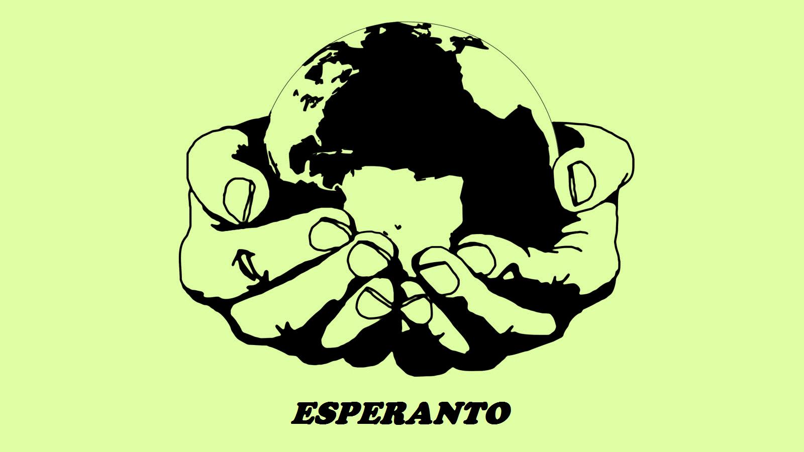 Esperanto, le libéralisme fait parole