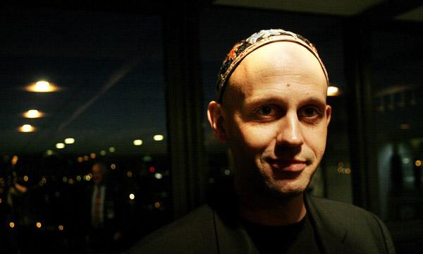 rabino Sergio Bergman // foto pablo busti
