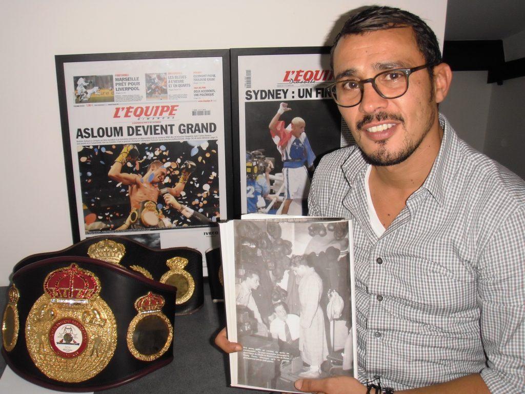 Brahim Asloum - Crédit photo : Le Monde Juif .info
