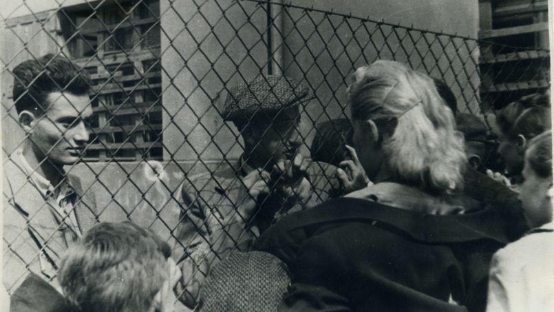 Cliché n°2 - Ghetto de Lodz, 1940-1944. Photo: Mendel Grossman. © Ghetto Fighters'House Museum.