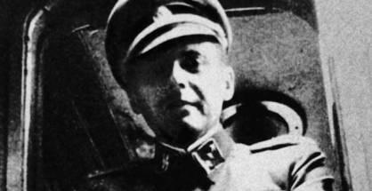 """Josef Rudolf Mengele, """"L'ange de la mort"""", médecin nazi allemand et un criminel de guerre qui trouva refuge au Paraguay"""