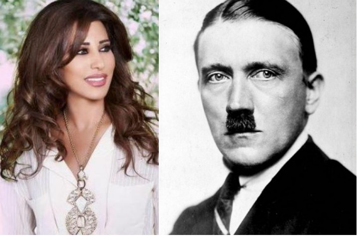 hitler-and-najwa