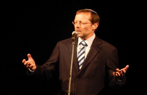 Le député Moshé Feiglin. Crédit photo : Le Monde Juif .info