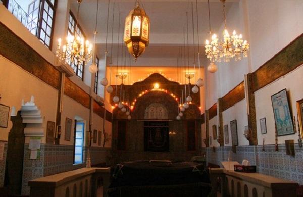 2. Le Temple Beth El de Casablanca
