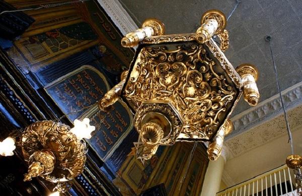 1. La synagogue Moshé Nahon de Tanger