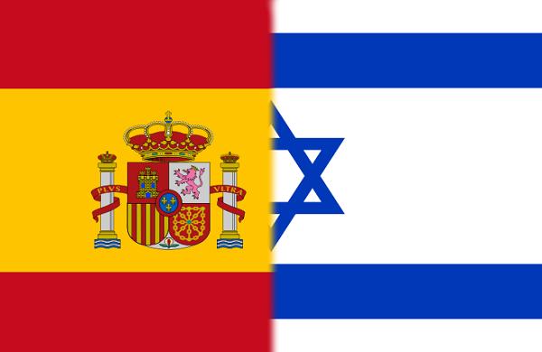 spain-israel