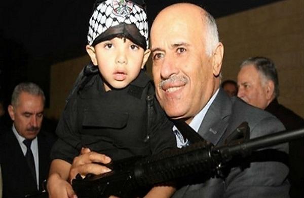 """Jibril Rajoub, le patron du """"sport"""" palestinien. Crédit photo : DR"""