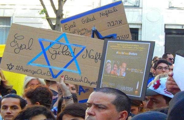 tendance antipodes reportage photo paris la communaut juive s associe la douleur d isra l. Black Bedroom Furniture Sets. Home Design Ideas