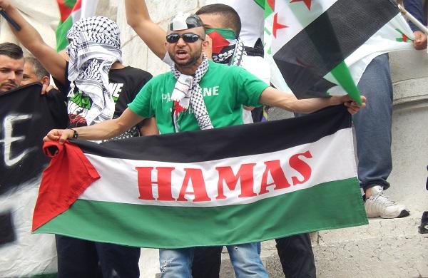 """Haine d'Israël en France : la préfecture de Paris autorise une """"grande marche"""" de soutien aux terroristes palestiniens - Le Monde Juif"""