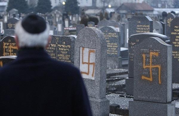 Le nombre d'actes antisémites a doublé en 2014, +130% pour les actes avec violences physiques