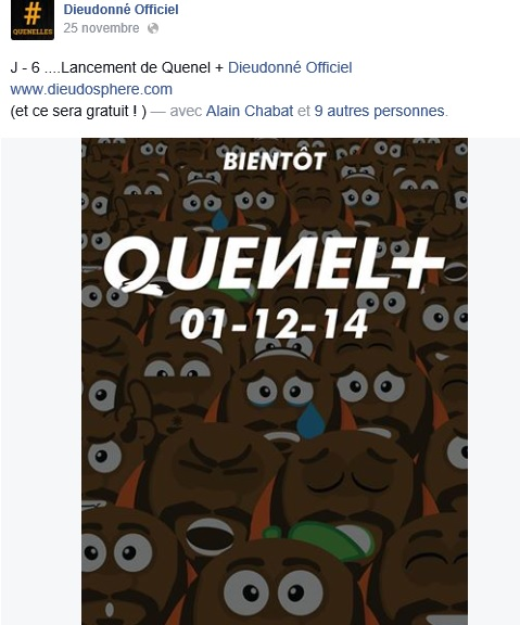 QUENEL+