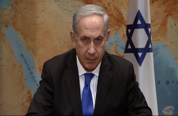 Netanyahu-SYRIE
