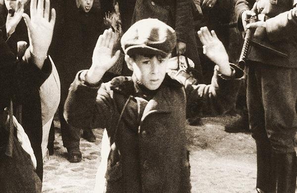 Kids Holocaust Art