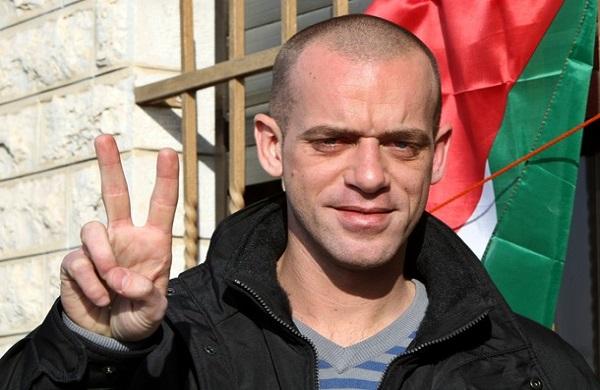 Salah Hamuri, a French-Palestinian who w