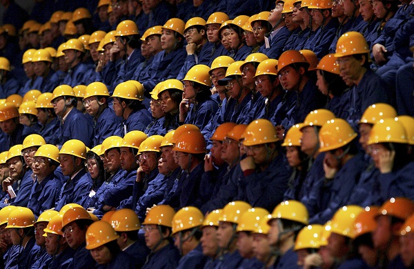 Shougang Capital Iron and Steel Group Announce New Factory