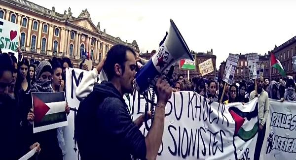 """Haine de l'Etat juif en France : le mouvement antisémite BDS appelle à un rassemblement ce mercredi à Toulouse contre la """"Saison France-Israël"""" - Le Monde Juif"""