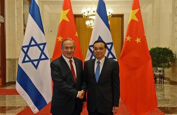 israel-chine-netanyahu