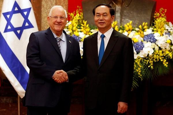 vietnam-israel