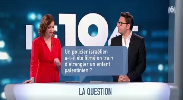 video m6 d monte en direct un mensonge sur isra l le monde juif. Black Bedroom Furniture Sets. Home Design Ideas