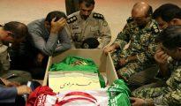 Soldats iraniens tués